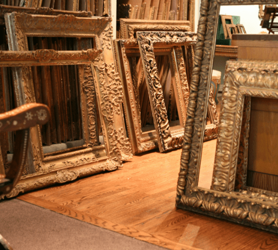 Antique Framing
