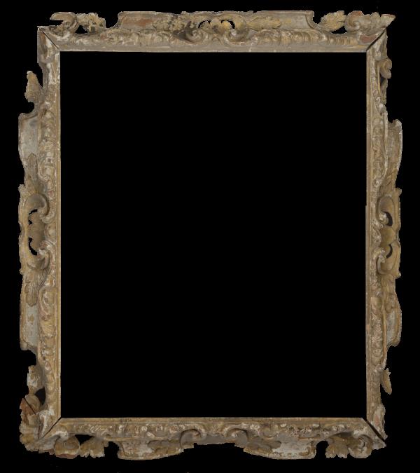 Italian 17th Century Receding Frame
