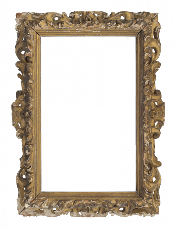 Italian 19th Century Receding Frame