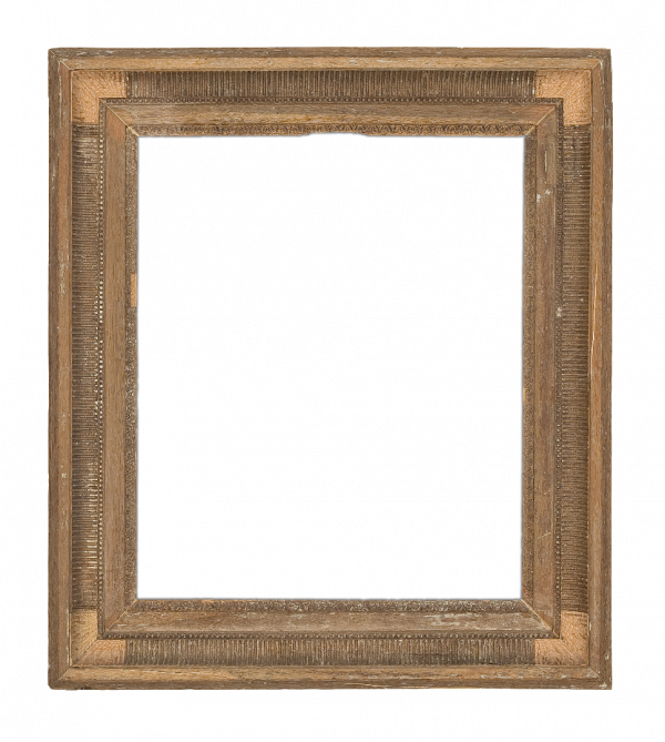 French 18th Century Cove Frame