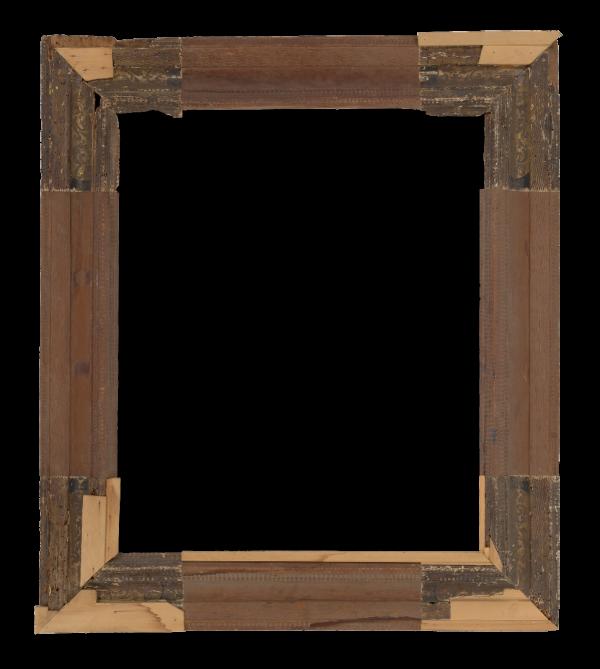 Dutch 17th Century Receding Frame
