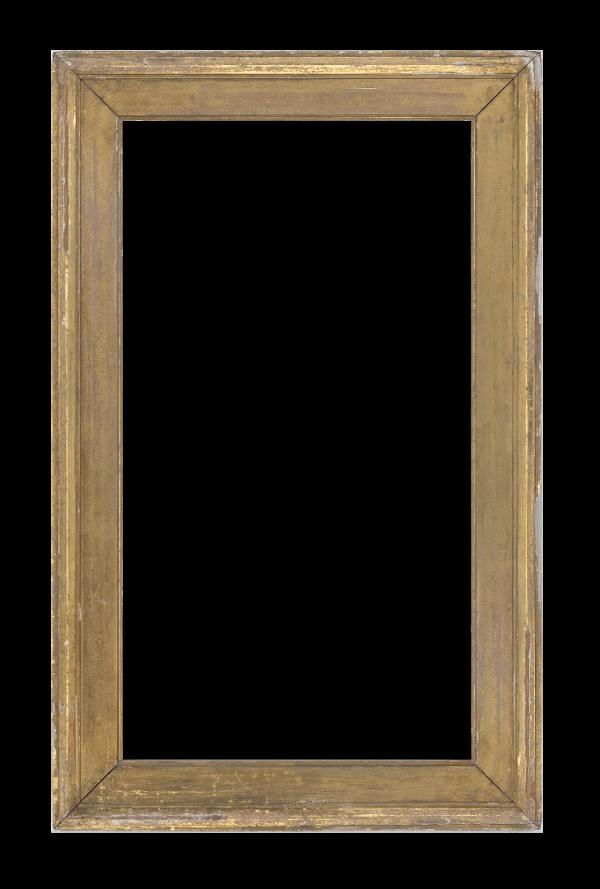 American 19th Century Beveled Frame