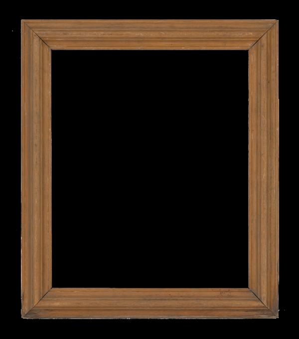 American 19th Century Molding Frame