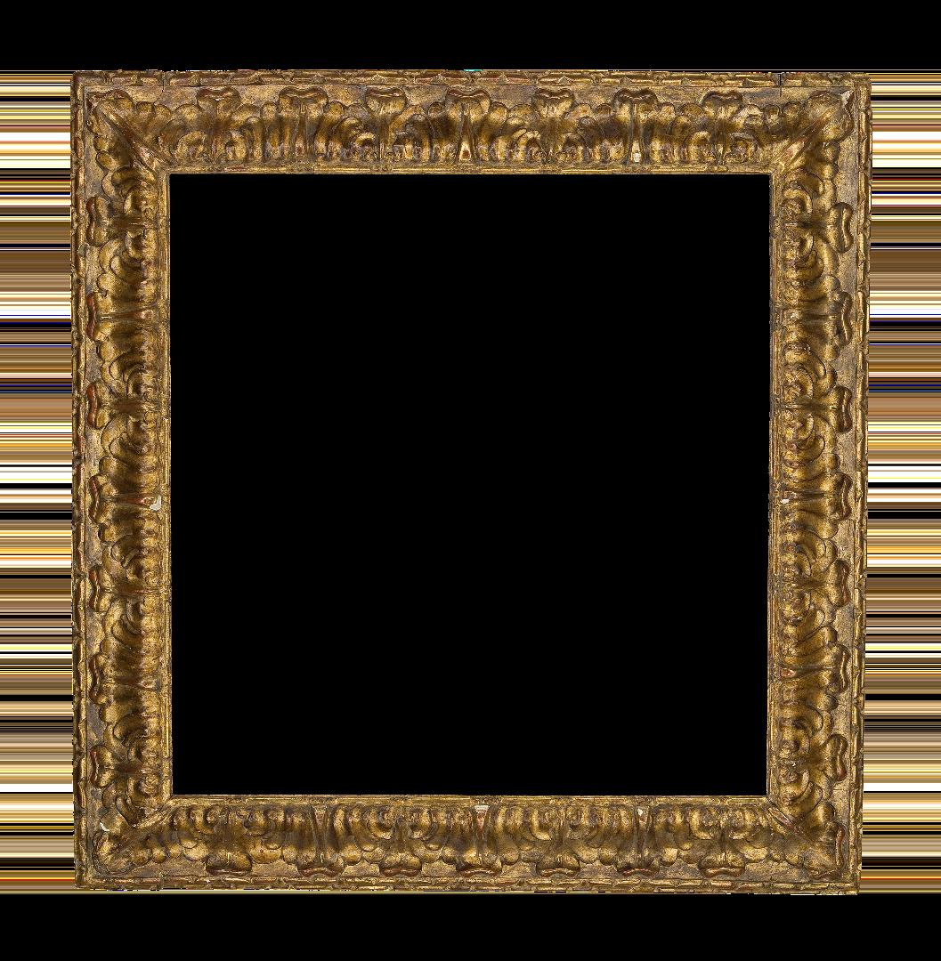 Italian 17th Century Carved Frame