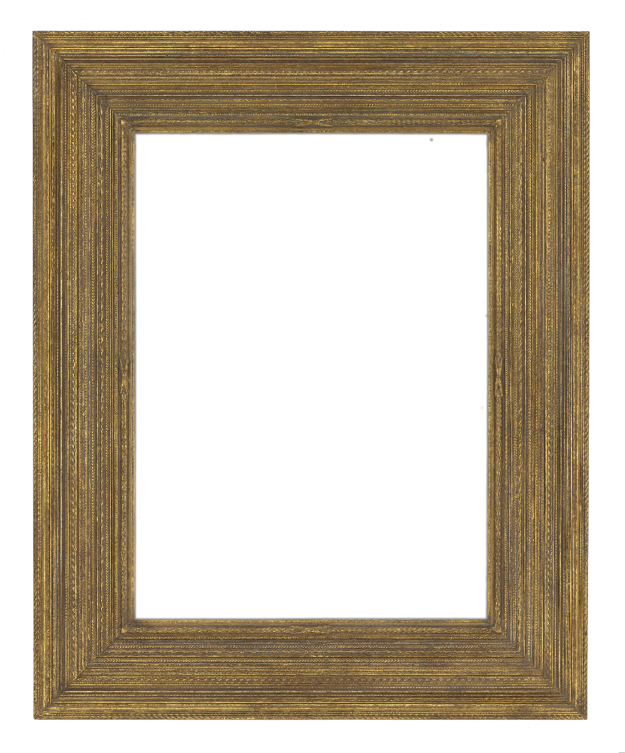American 19th Century Stanford White Continuous  Panel Frame