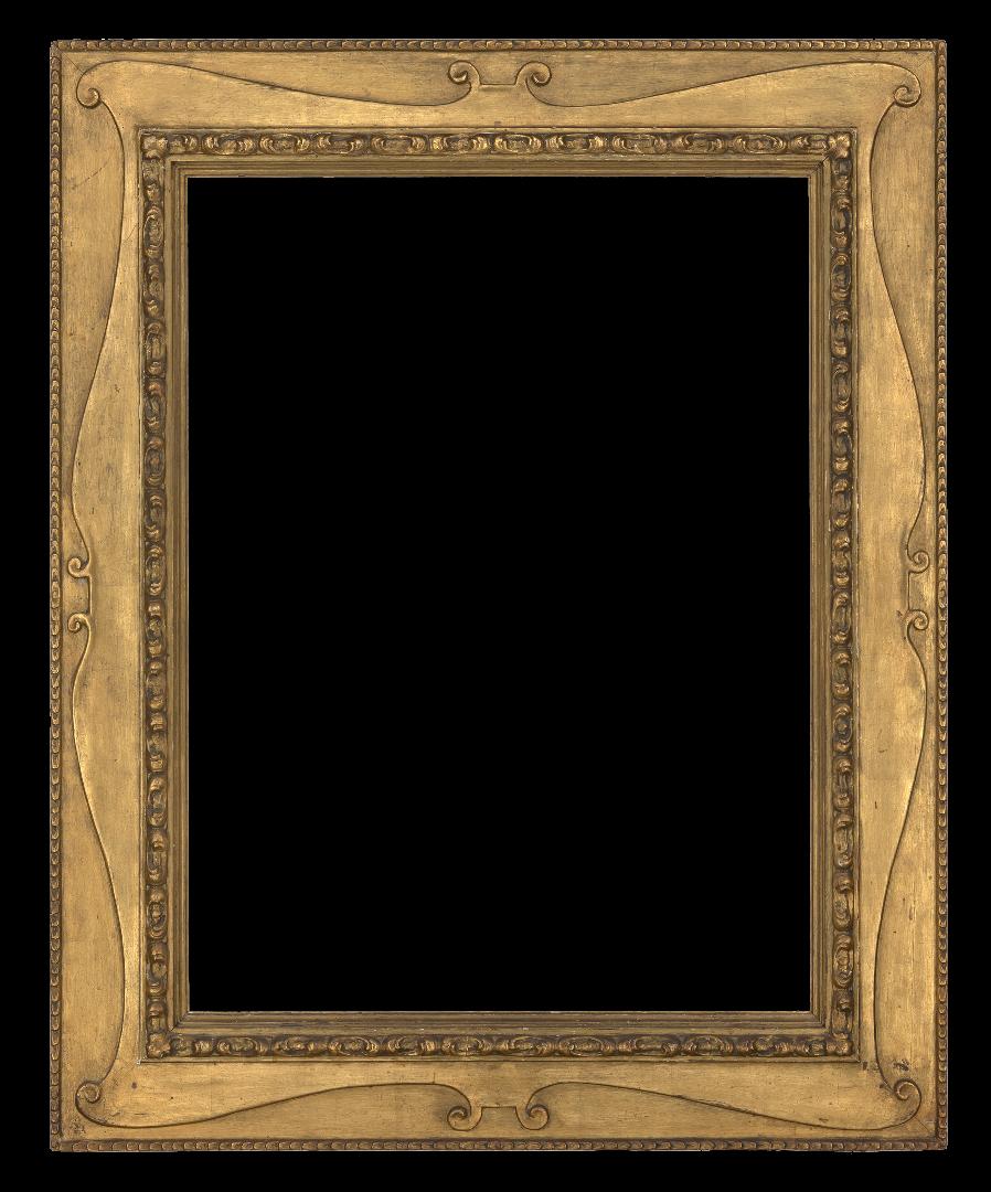 American 20th Century Stanford White Panel Frame